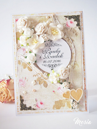 Chipboard - Frame Simple Love