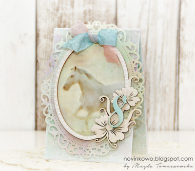 Chipboard - Frame Emma - small