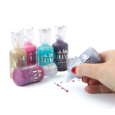 Nuvo - Glitter Drops - Holiday Cheer - 768n