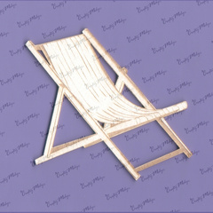 Chipboard - Beach Deckchair