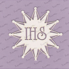 Chipboard - IHS 2 - big - 9 cm