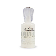 Nuvo Crystal Drops Gloss - Simply White