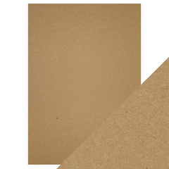 Craft Perfet - Kraft Card - brown - A4 - 10 PCS