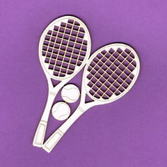 Chipboard - Tennis