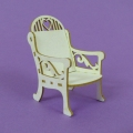 Chipboard - 3D High Chair