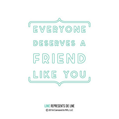 Rezalne Šablone - Friend Like You
