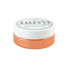 Nuvo Embellishment Mousse - Orange Blush - Oranžna