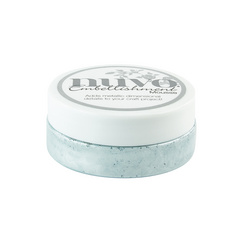 Nuvo Embellishment Mousse - Powder Blue - Modra
