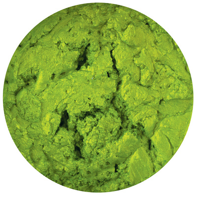 Nuvo Embellishment Mousse - Citrus Green - Zelena