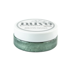 Nuvo Embellishment Mousse - Seaspray Green - Zelena