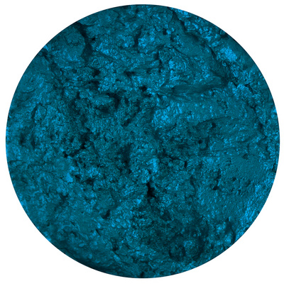 Nuvo Embellishment Mousse - Pacific Teal - Modra