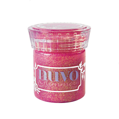 Nuvo Glimmer Paste - Pink Opal - Roza