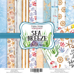 Scrapbooking Blok - Sea Breeze 30,5 x 30,5 cm