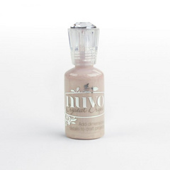 Nuvo Crystal Drops - Pink / Purple - Antique Rose
