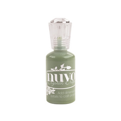 Nuvo - Crystal Drops - Olive Branch - 688n