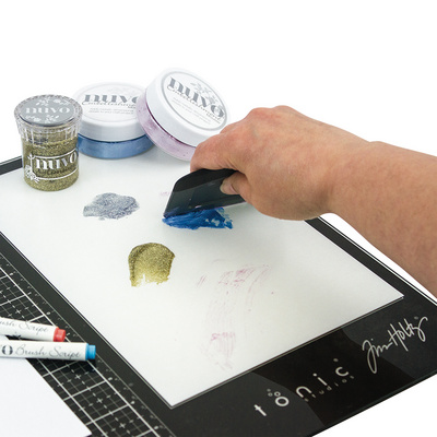 Tim Holtz - Glass Media Mat