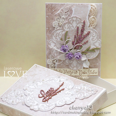 Scrapbooking Papir - Be with me 03 - 30,5 x 30,5 cm