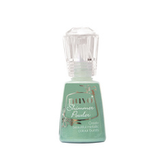 Nuvo Shimmer Powder - Green Parade 20 ml