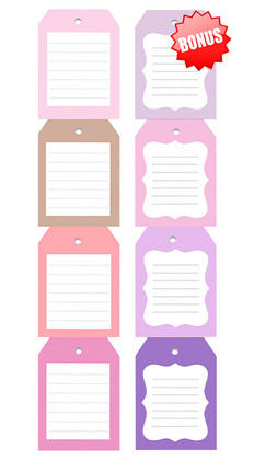 Scrapbooking Blok - Backgrounds 2 XL 30,5 x 30,5 cm