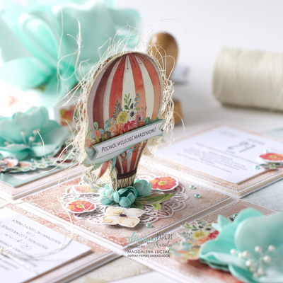 Scrapbooking Blok - Kolekcija Together 30,5 x 30,5 cm