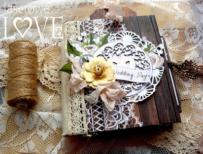Scrapbooking Papir - First Love 02 - 30,5 x 30,5 cm