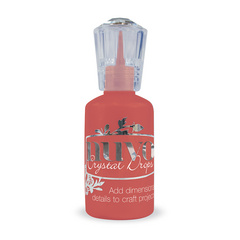 Nuvo Crystal Drops Gloss - Red Berry