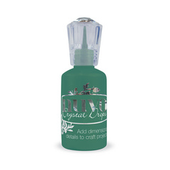 Nuvo Crystal Drops Gloss - Woodland Green - Temno Zelena