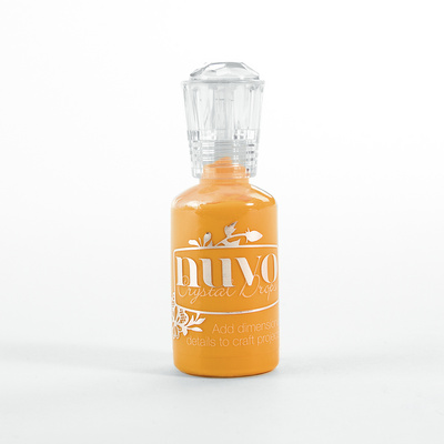 Nuvo Crystal Drops Gloss - English Mustard